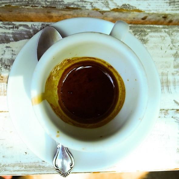 Espresso @ Cafe Gitane
