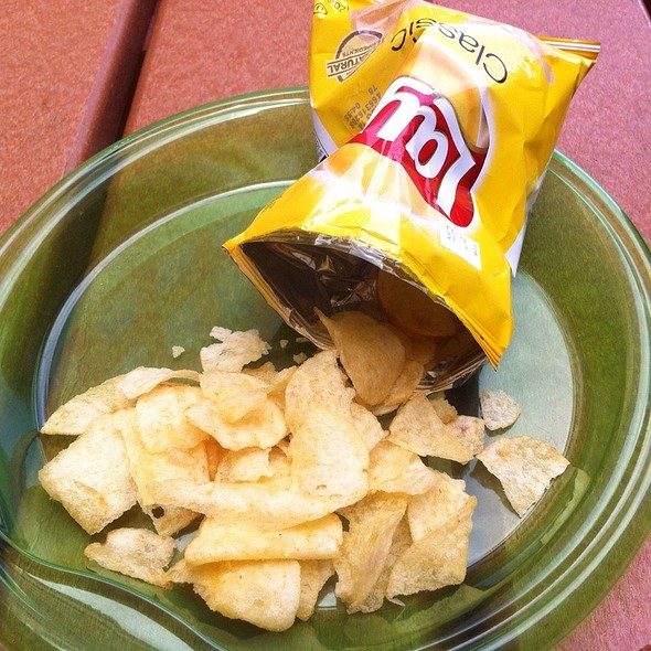 Potato Chips @ Green Roof