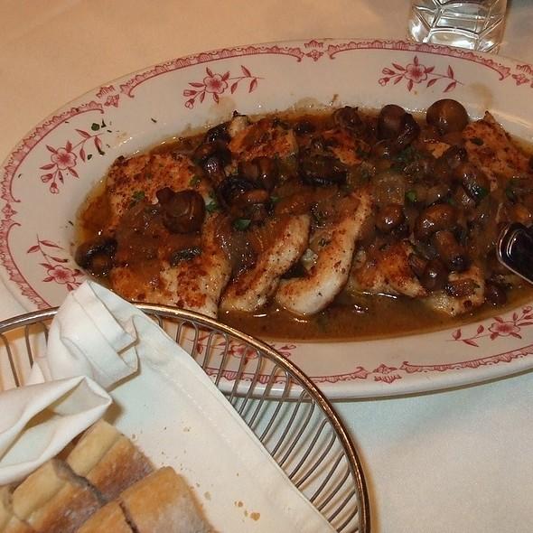 Chicken Marsala - Maggiano's - Nashville, Nashville, TN