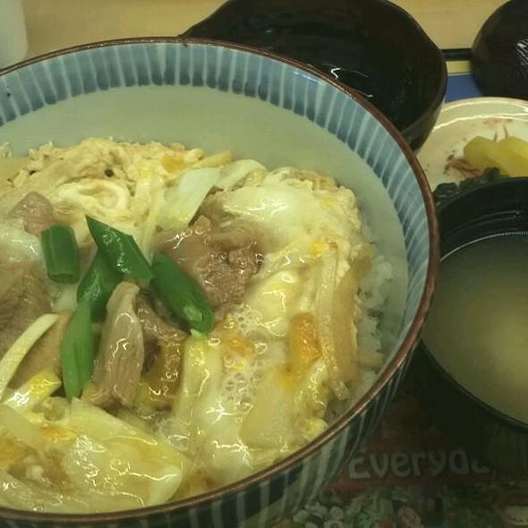 Oyako Don @ Misasa