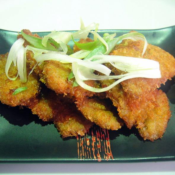 Crispy Veal Strips @ Izkaya Restaurant and Bar