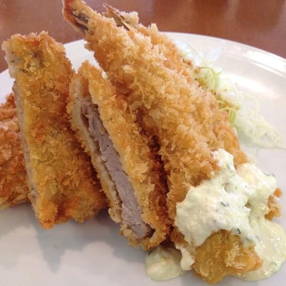Assorted Fried Plate @ Torafuku