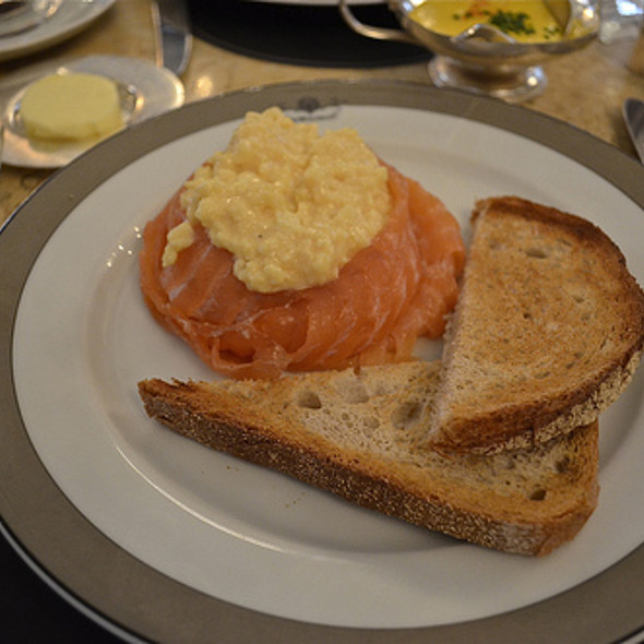 Breakfast Set  @ The Wolseley