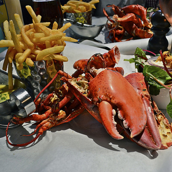 Lobster @ Burger and Lobster
