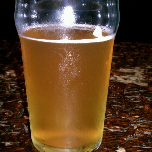 Circle Alibi Blonde Ale @ Draught House Pub & Brewery
