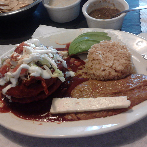 Mexican Food @ Chile Verde