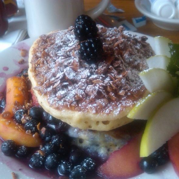 Blueberry Blisscakes