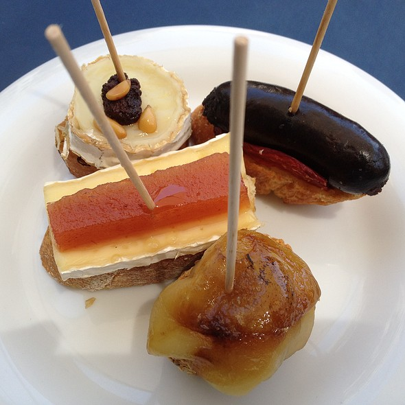 pintxos @ Bilbao - Berria Restaurante