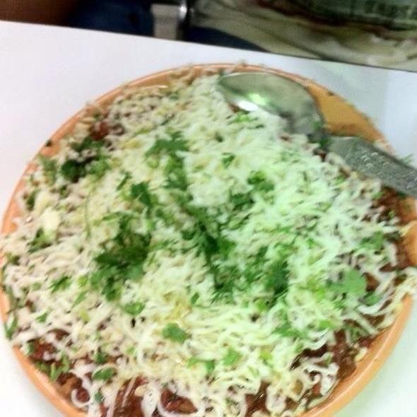 Cheese Pav Bhaji @ Sardar Pav Bhaji