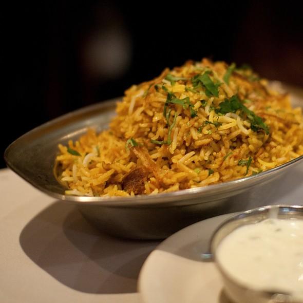 Chicken Biryani @ Malabar Indian Restaurant