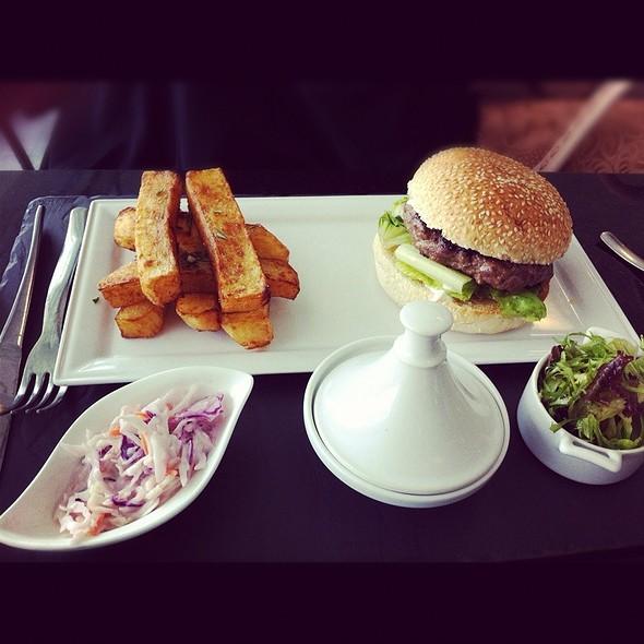 Hamburger @ Dean and Deluca