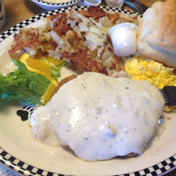 Chicken Fried Steak @ Black Bear Diner
