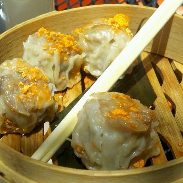 Pork Siu Mai @ Street Kitchen Asian Bistro