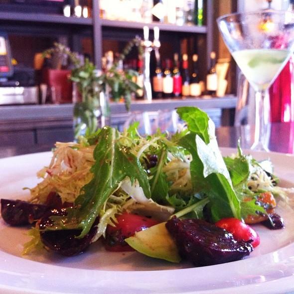 Cherry & Beet Salad @ Grange Restaurant