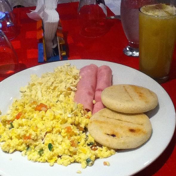 Desayuno Criollo Venezolano