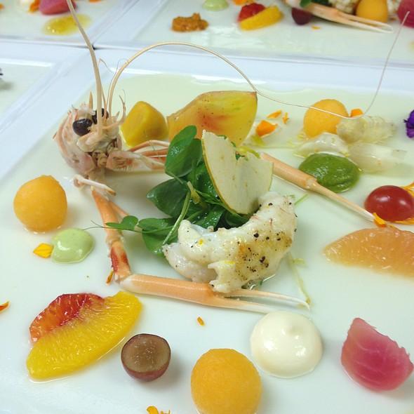 Langostine Gargouillou Salad @ Spago
