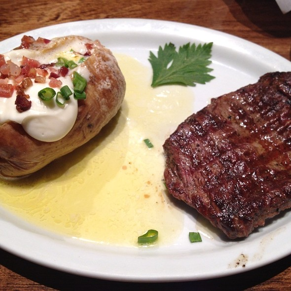 Filet Mignon @ American Prime Steakhouse