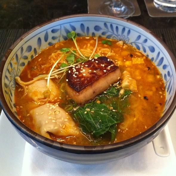Foie Gras Ramen @ AME Restaurant