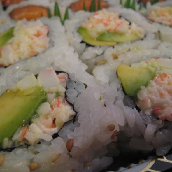 Snow Crab Maki @ Super Fusion Cuisine III