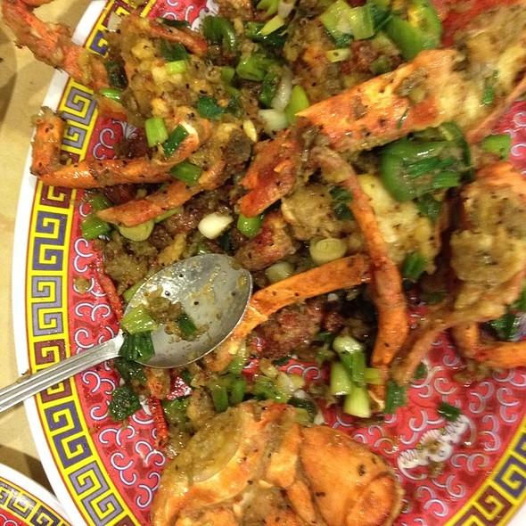 Lobster @ Tan Cang Newport Seafood