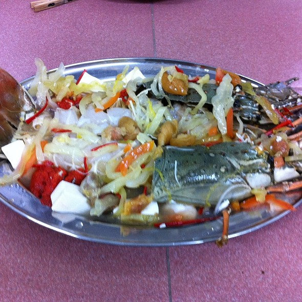 Teow Chew Steam Lobster @ Fish Village Seafood Sdn Bhd