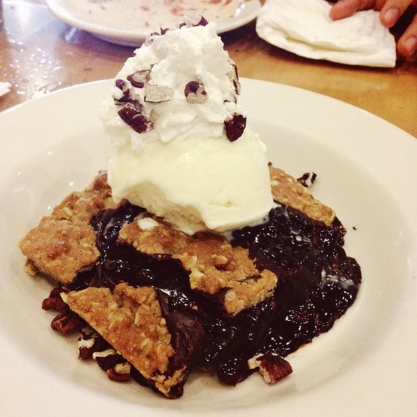 "Cookie ""Ala"" Mode @ California Pizza Kitchen - Greenbelt 5"