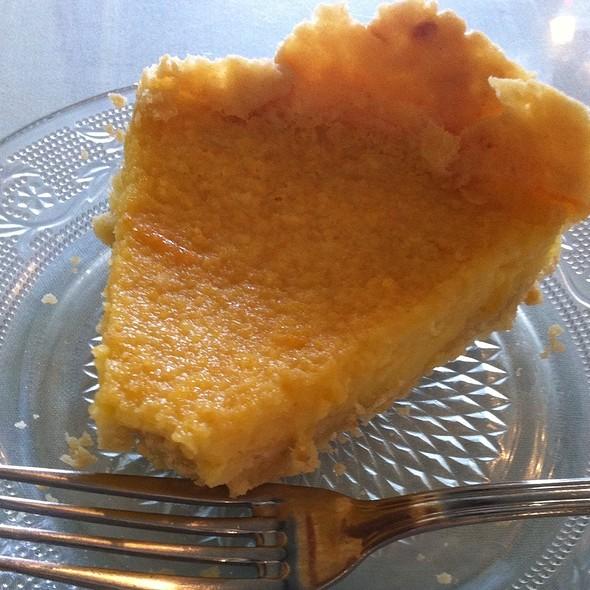Pie @ Bay Street Bistro