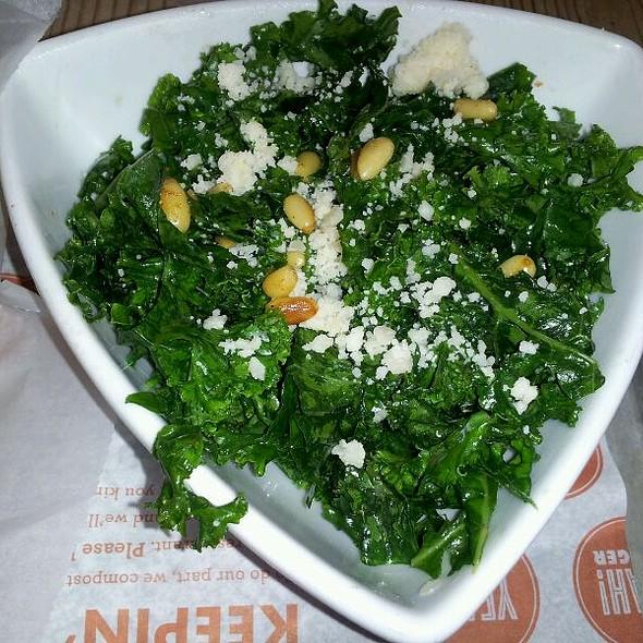 Kale Salad @ YEAH! BURGER