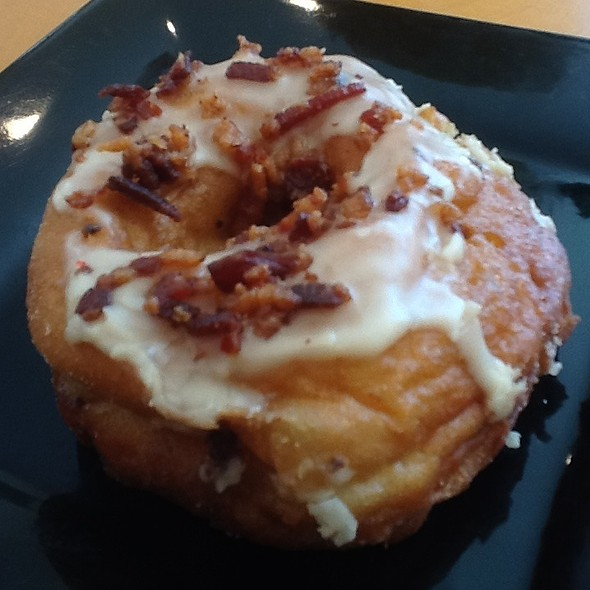 Bacon Donut @ Contraband Coffee