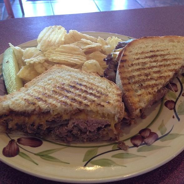 Cowboy Bob Sandwich @ Walden's Coffeehouse