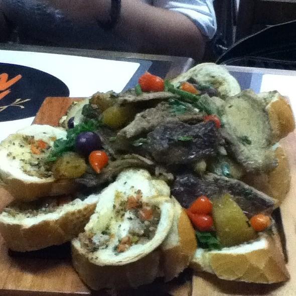 Carne Seca Com Mandioca @ Feijão Do Norte