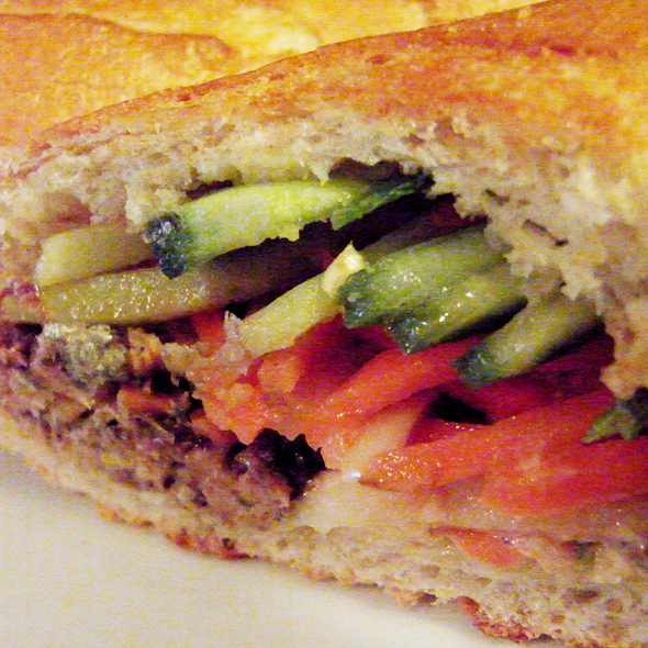 Anchovie Banh Mi @ An Choi