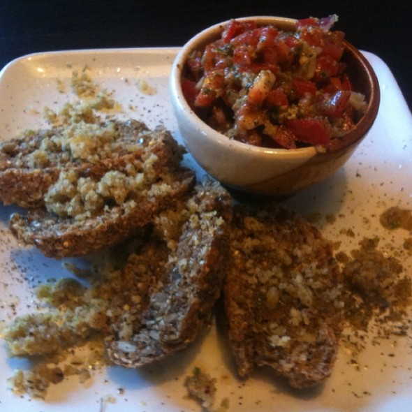 Bruschetta @ The Fix For Foodies