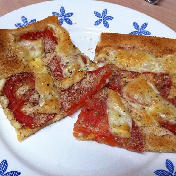 Torta Salata Edamer E Pomodori @ Home