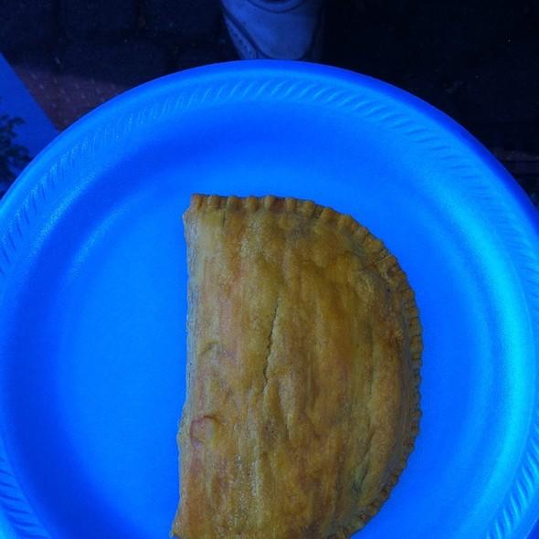 Jaimacan Beef Patty @ Top Taste Takeout