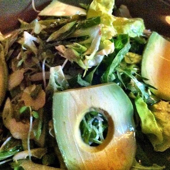 Dandelion Salad @ The Dandelion