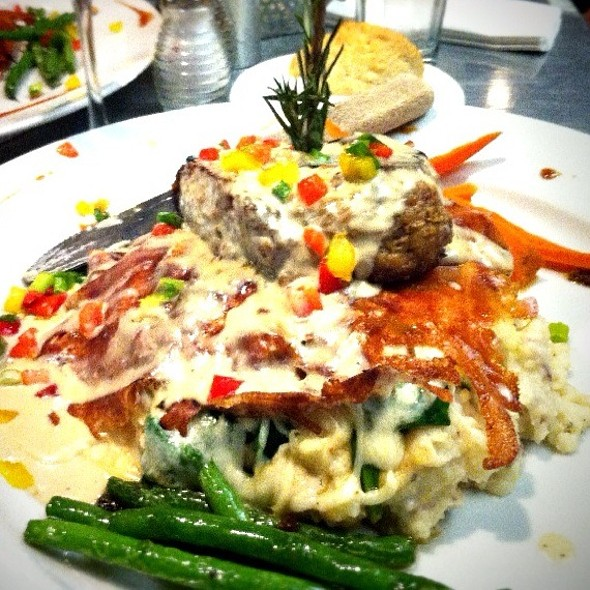 Famous Meatloaf @ Hash House A Go Go