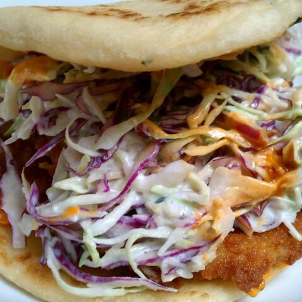 El Pesco Baco Sandwich @ Bäco Mercat