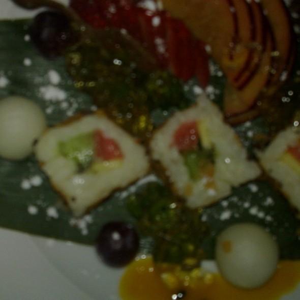 Sweet Sushi Sampler