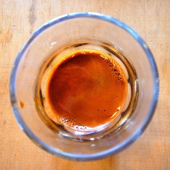 Espresso @ Modca