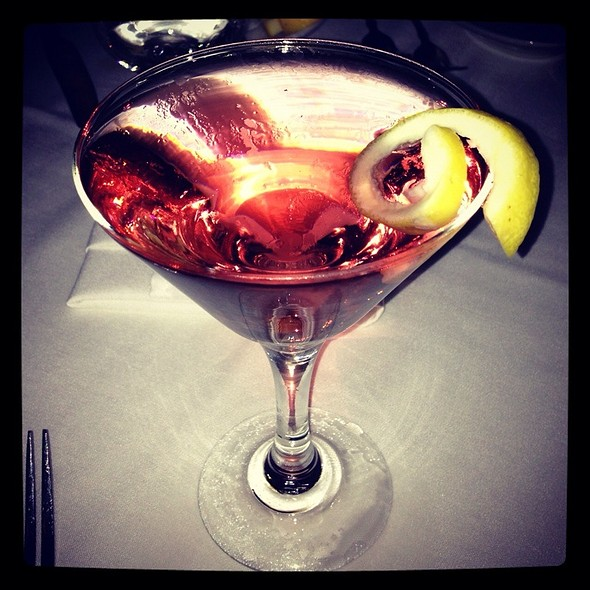Bellini Martini - Marsha Brown, New Hope, PA