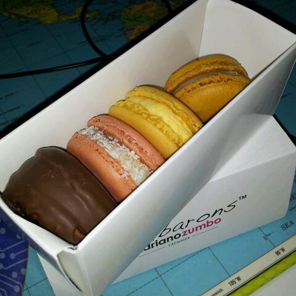 Macarons @ Adriano Zumbo Patissier