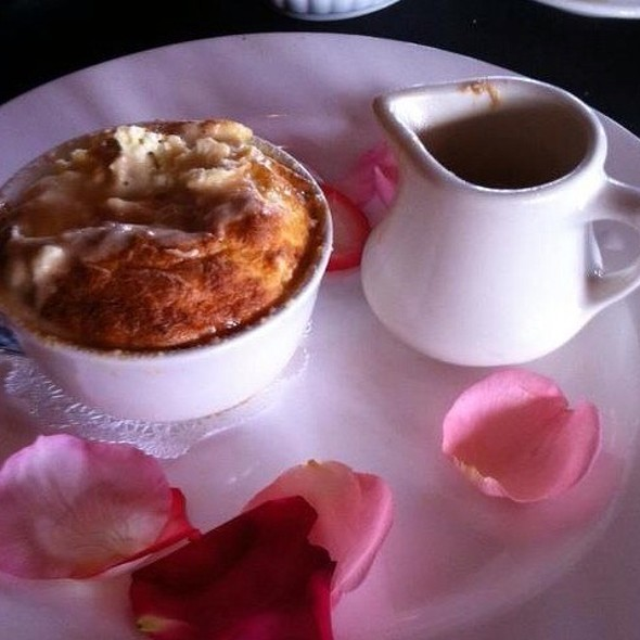 Lobster souffle @ Polo Grill and Bar