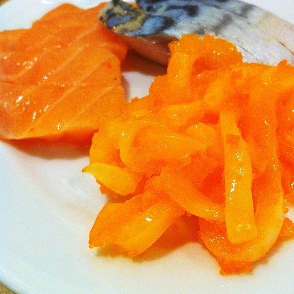 Sushi @ Gustoso tasty italian Restaurent