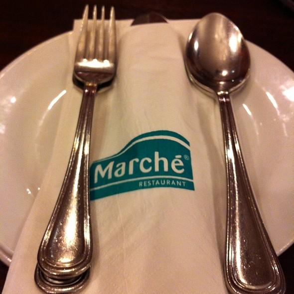 Just D Plate @ Marche Restaurant