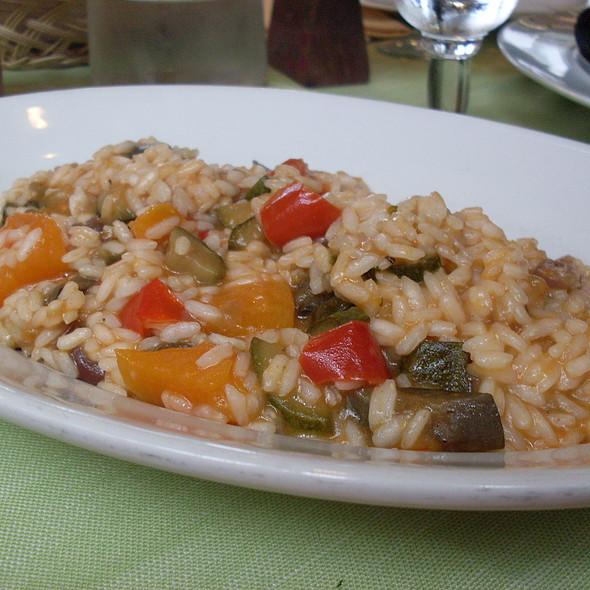 Vegetarian Risotto @ C'era una volta