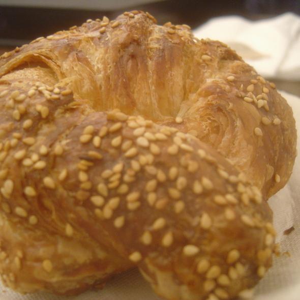 pretzel croissant @ City Bakery