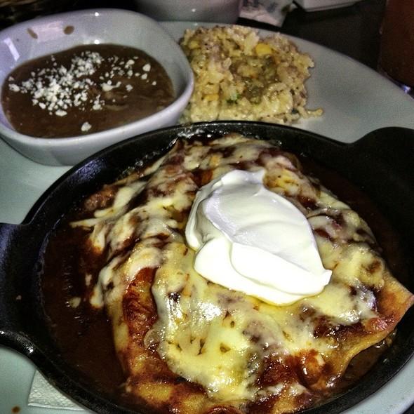 Beef Enchiladas - Rojo Mexican Grill - St. Louis Park, St. Louis Park, MN