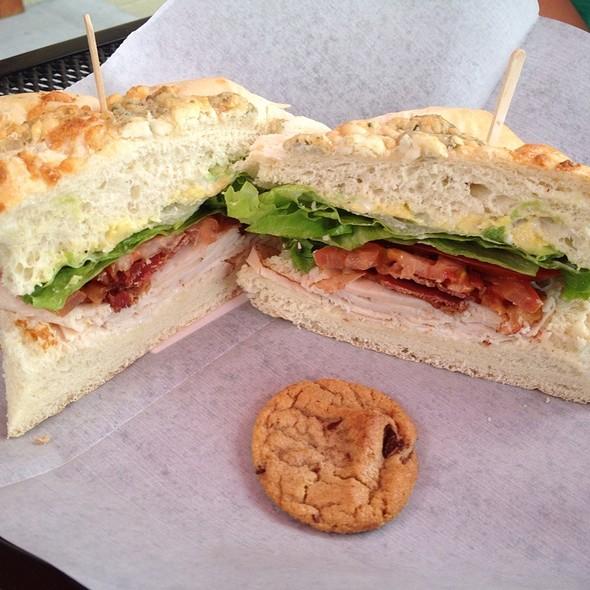 Achin 4 Bacon Sandwich @ Rubicon Deli