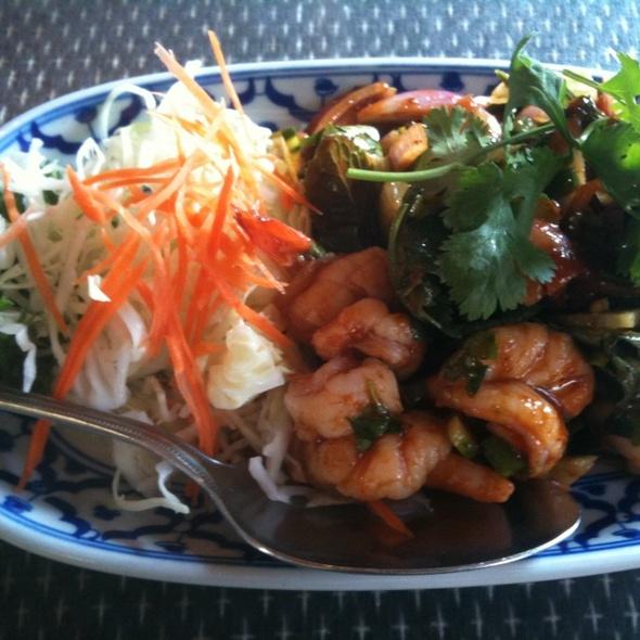 Pla Goong @ Chao Praya Thai Cuisine